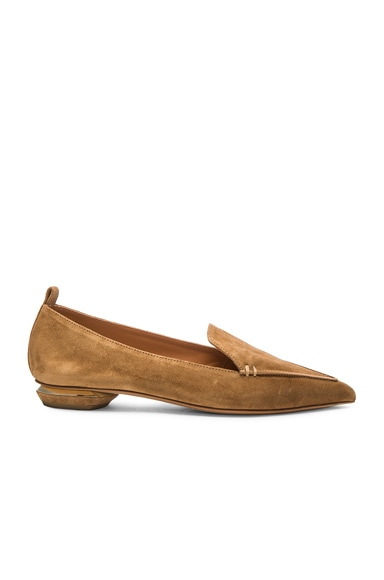 Suede Beya Loafers