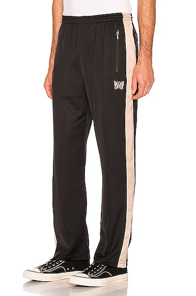 Papillion Embroidered Side Line Track Pant