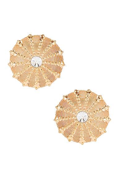 Patmos Sea Urchin Earrings
