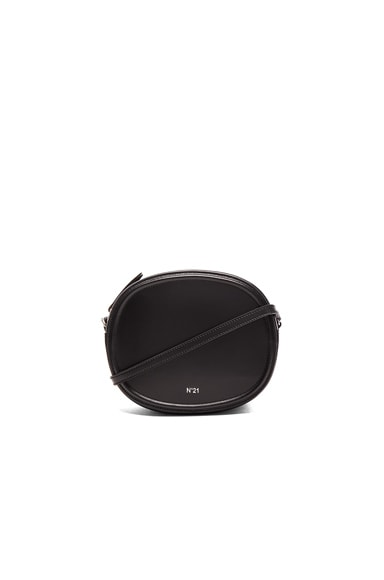 Medium Round Crossbody Bag