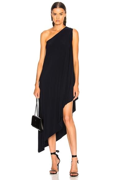 for FWRD One Shoulder Diagonal Dress