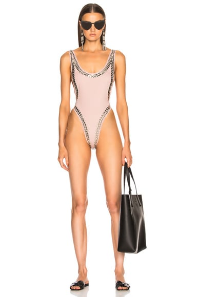 Studded Marissa Swimsuit