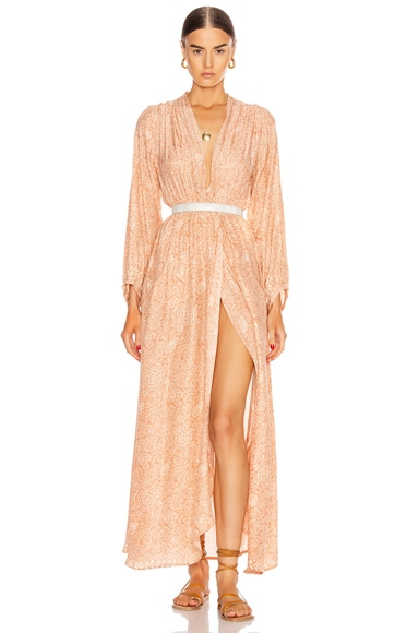 Nico Long Sleeve Maxi