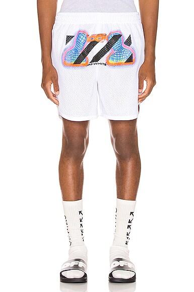 Thermo Mesh Shorts