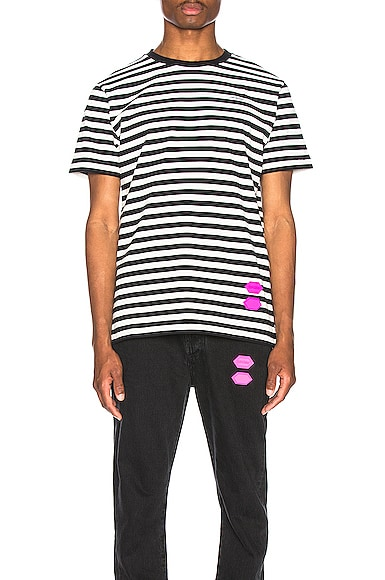 FWRD EXCLUSIVE Striped Tee