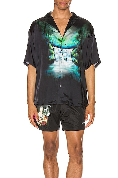 Waterfall Holiday Shirt