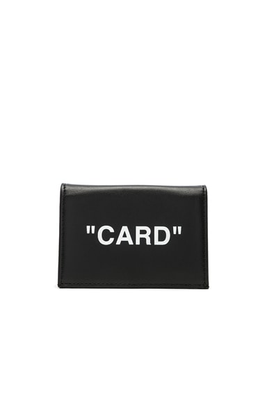 Small Flap Card Case