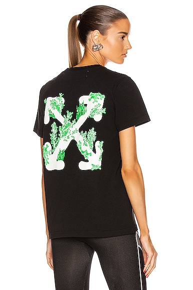 Corals Print Casual Tee