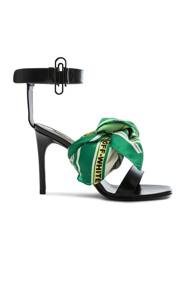 Scarf Sandal