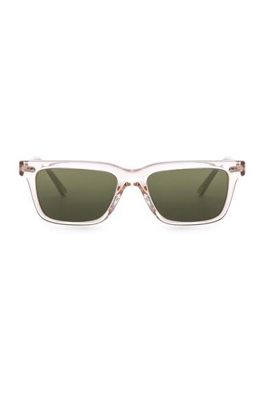 X The Row Clear Sunglasses