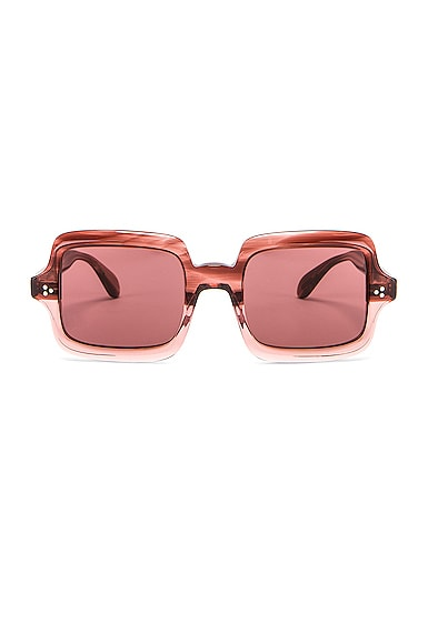 Aviri Square Sunglasses