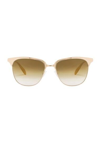 Leiana Flash Mirror Sunglasses