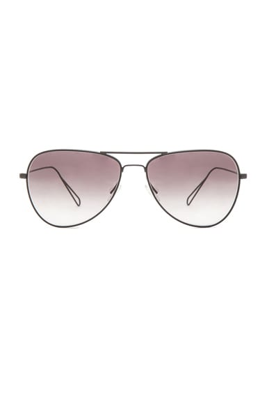 x Isabel Marant Matt Sunglasses