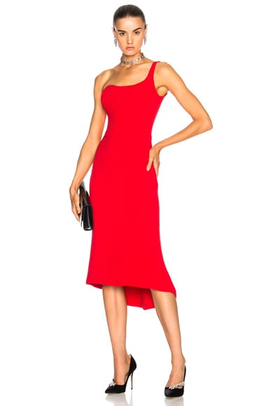 for FWRD One Shoulder Cocktail Dress