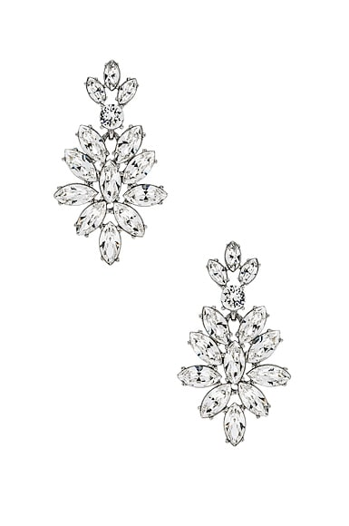Navette Crystal Earrings