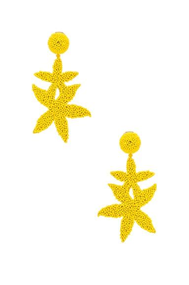 Double Starfish Earrings