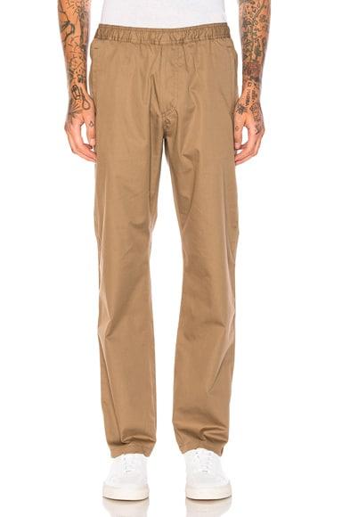 Fine Gabardine Trousers