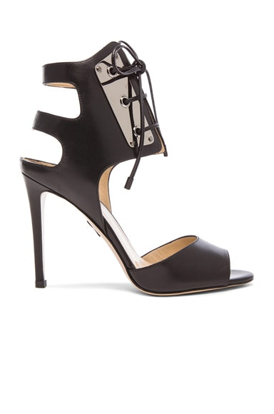 La Guardia Leather Heels