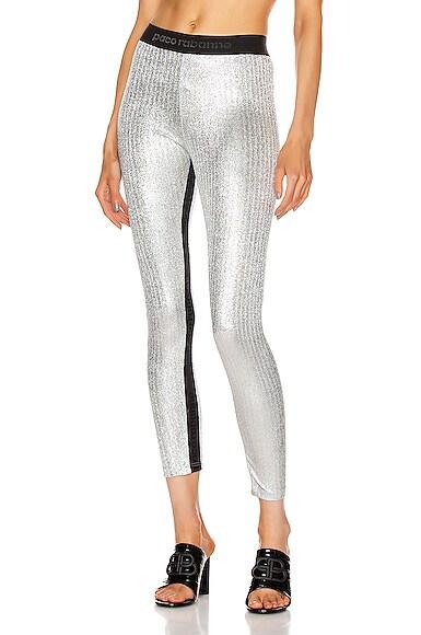 Metallic Pant