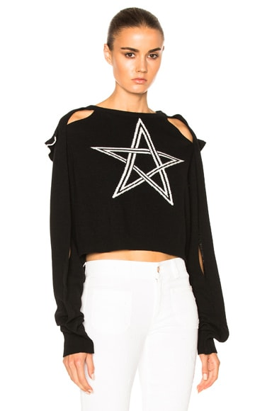 Cropped Kendra Sweater