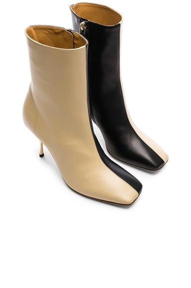 Leather Svea Ankle Boots