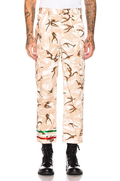 Military Man Trouser