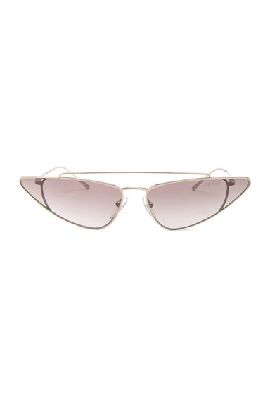 Low Angle Cut Sunglasses