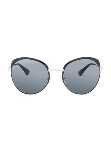 Top Rimmed Polarized Sunglasses