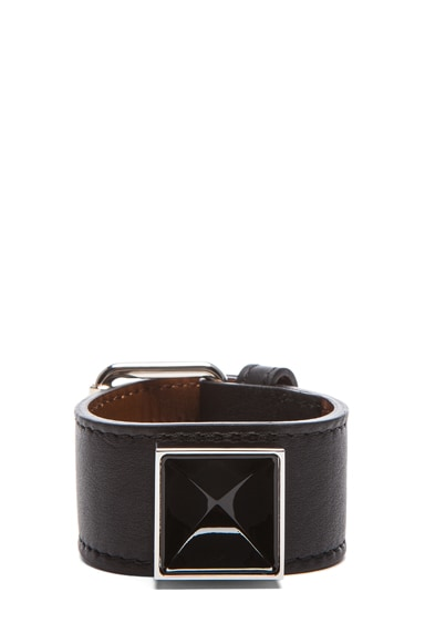 PS11 Leather Bracelet
