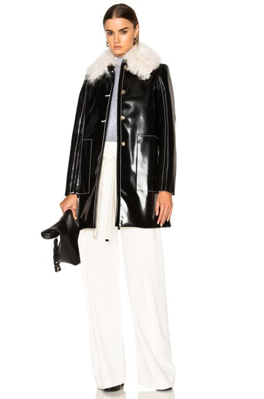 Mid Length Coat