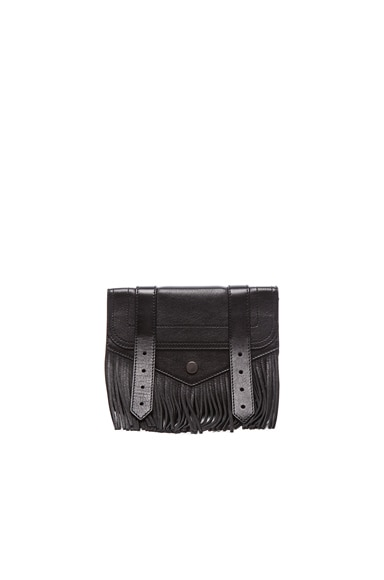 Large PS1 Fringe Chain Wallet