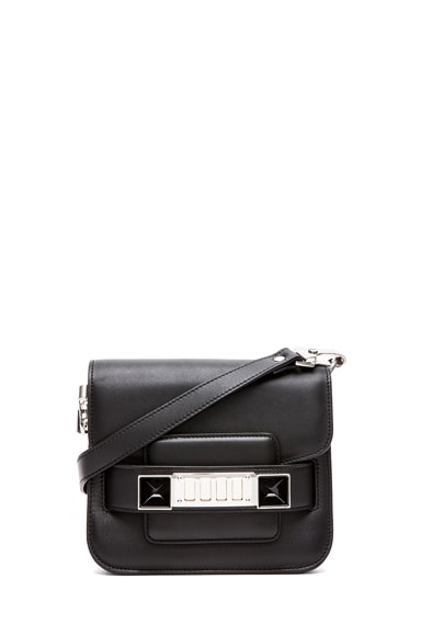 Tiny PS11 Smooth Leather Shoulder Bag
