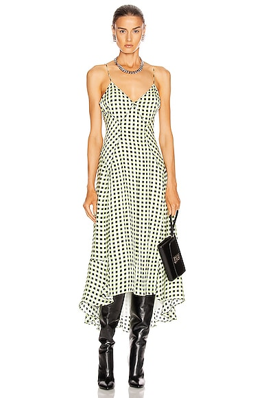 Georgette Sleeveless Dress
