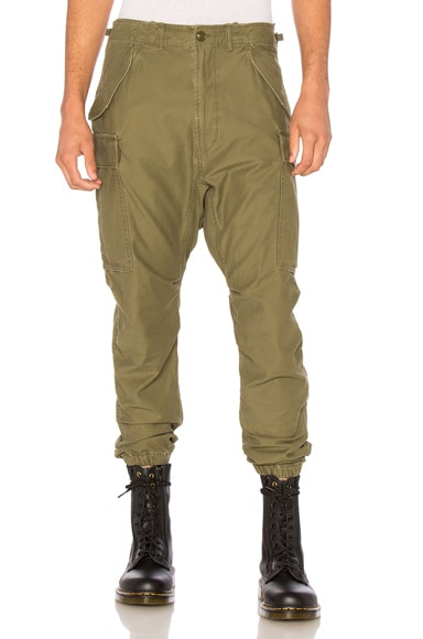 Surplus Military Cargo Pants