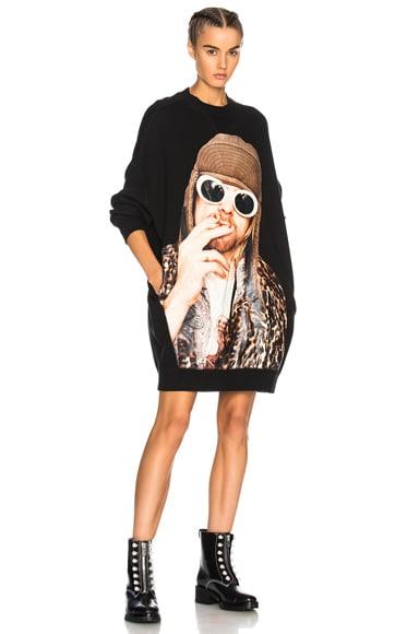 Oversized Kurt Sweatshirt