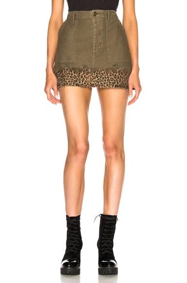 Utility Camp Skirt