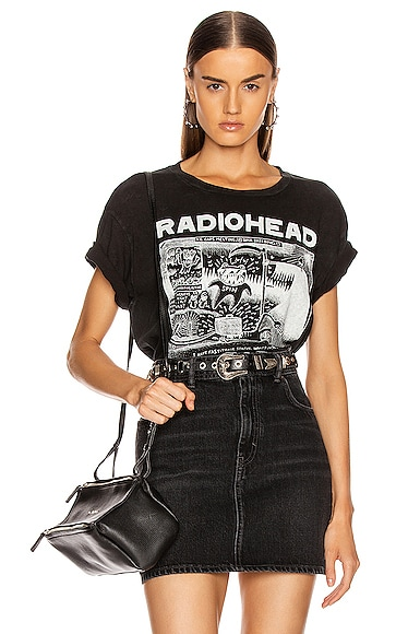 Radiohead Ice Caps Boy Tee