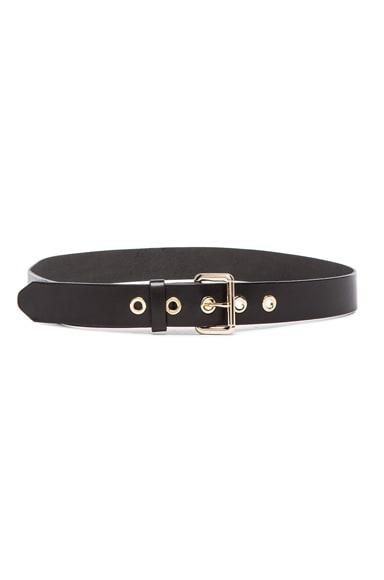 Classic Eyelet Belt