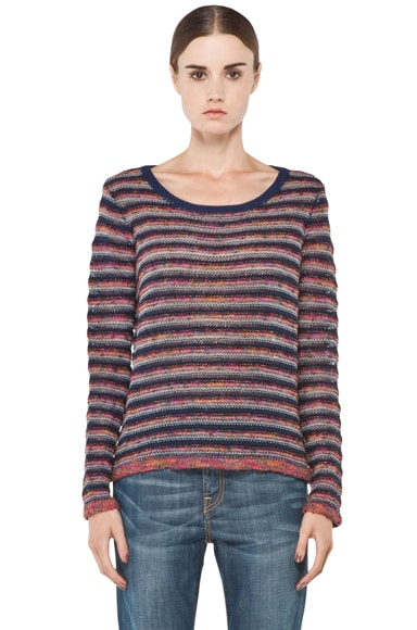 Amy Long Sleeve Pullover