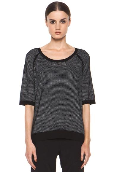 Diem Oversized Knit Pullover