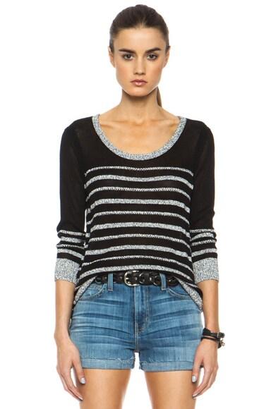 Azra Knit Pullover
