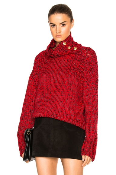 Sandra Turtleneck Sweater