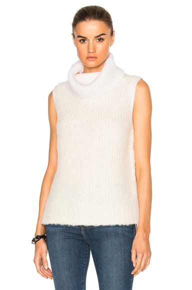 Adele Sleeveless Sweater