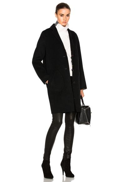 Bree Reversible Raglan Coat