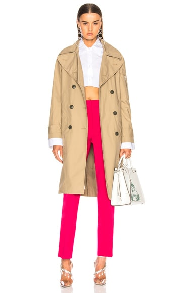 Ace Trench Coat