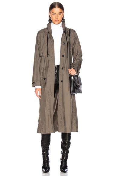 Halsey Trench Coat
