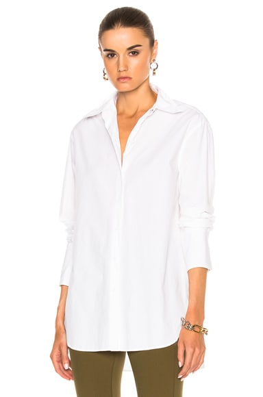 Essex Poplin Shirt