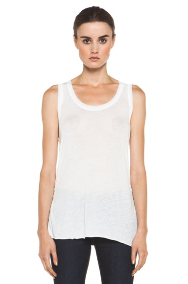 Cross Back Tank