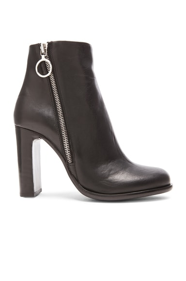 Avery High Leather Boots