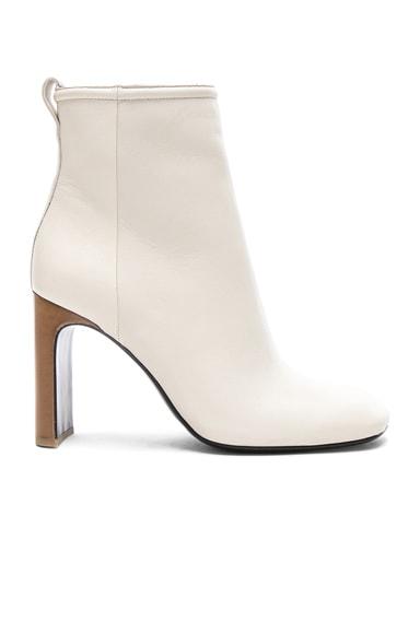 Leather Ellis Boots